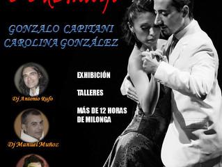 6º Encuentro Nacional Malevaje Tango Ciudad Real