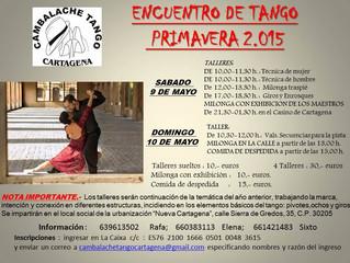 En primavera nos vamos a Cartagena!!!