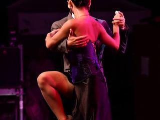 XIV Encuentro de Tango de Segovia - 6, 7 y 8 de Abril de 2018