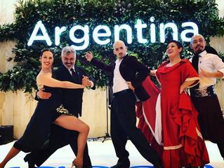 Fitur 2018 - Stand Argentina!