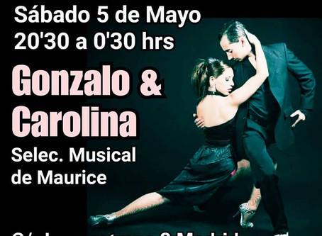 5 de Mayo - Bailamos en Madrid Tango Club!