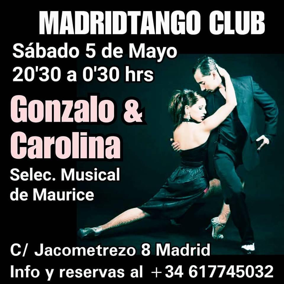 clases de tango madrid