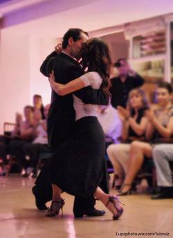 Tango en Madrid Gonzalo y Carolina