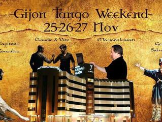 Gijón Tango Weekend....Ahí vamos...!!!!