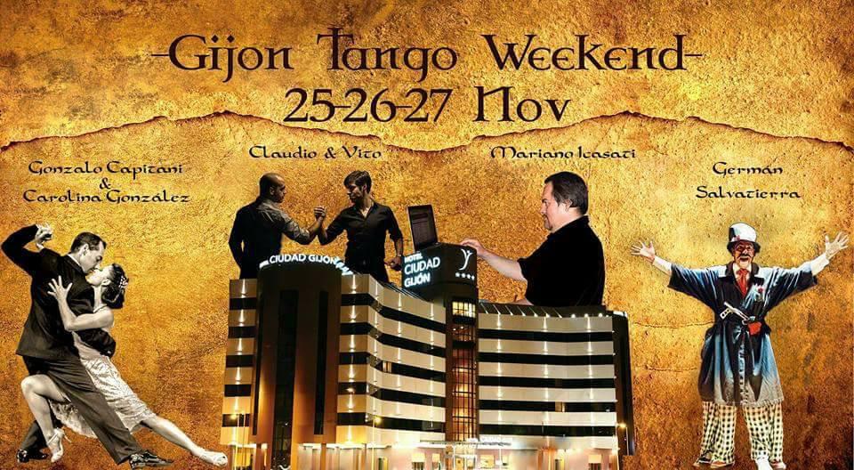 Tango en Madrid Clases
