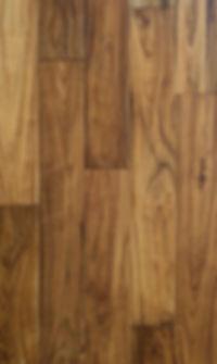 African Walnut - Medium Coloured Hardwood Floors