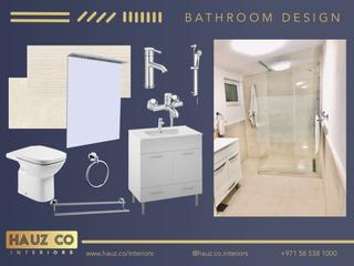 Bathroom Design | HAUZ Co Interiors