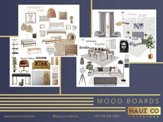 Moodboards | HAUZ Co Interiors