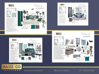 Product Specification | HAUZ Co Interiors