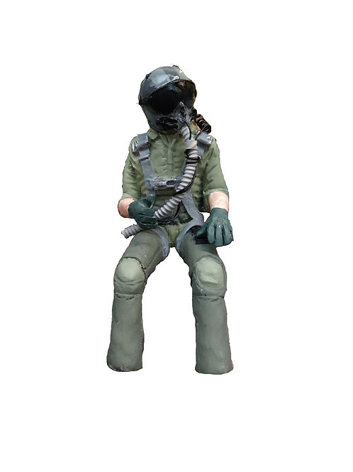JET 1/9TH SCALE OUTER VISORFULL BODY