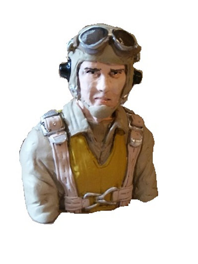 W2AM 1/5TH SCALE NAVY BUST