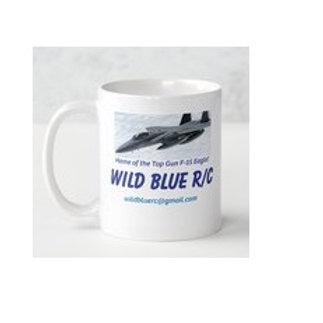 F-15 coffee cup