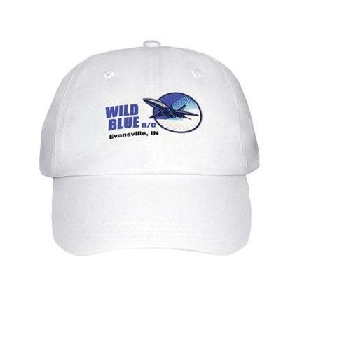 baseball cap w/ logo