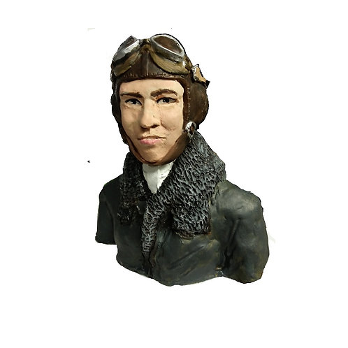 WWI GERMAN 1/4TH SCALE BUST