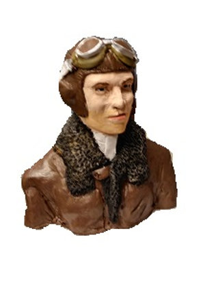 W1 AMERICAN 1/4TH SCALE -BUST