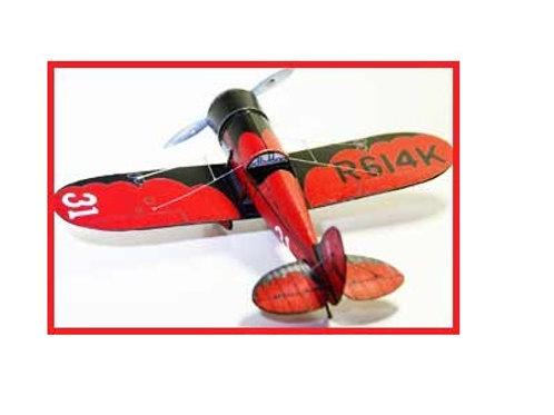 Wild Blue R/C Travel-aire Mystery Ship     1/4th scale