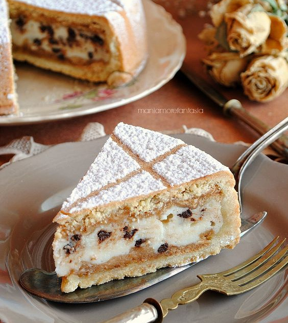 La torta dell'accoglienza