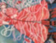 Sofia Cacciapaglia olio su tela