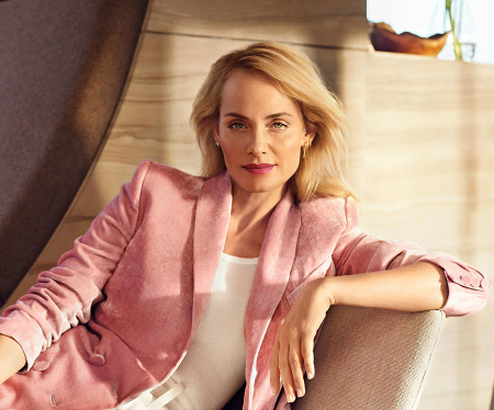 Amber Valletta Capsule Collection