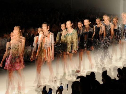 Speciale Fashion Week, Vervene Newspaper Post