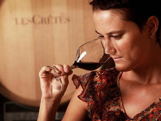 Les Crêtes: il lato femminile del vino