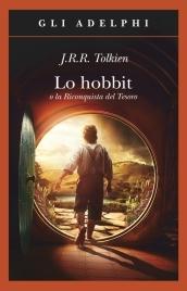 """""""Lo Hobbit"""" di R.R.Tolkien Genere: Romanzo fantasy  Adatto sia per adulti, sia per bambini."""