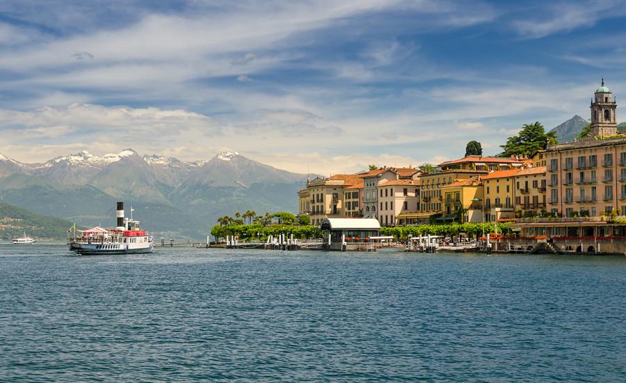 Navigazione sul Lago (Como-Bellagio)