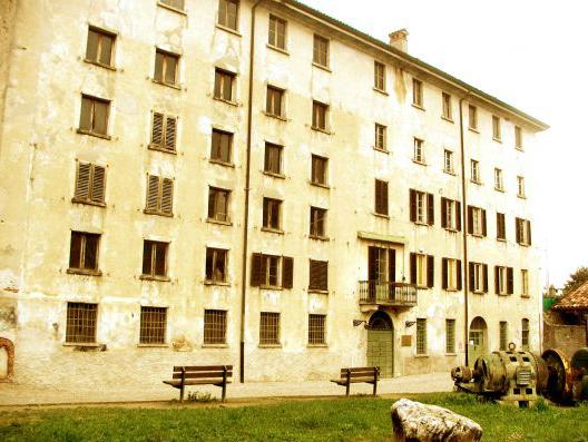 Museo Setificio Monti