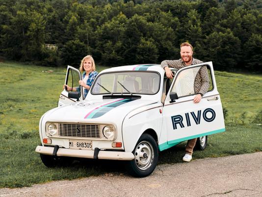 RIVO Gin, la magia del Lago in una bottiglia