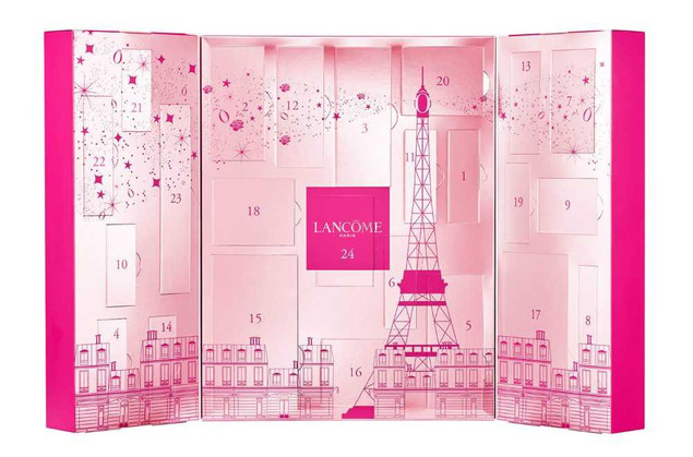 Calendario dell'Avvento Lancome Paris