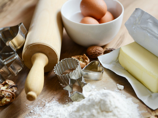 I biscotti dell'abbondanza: Cavallucci di Siena