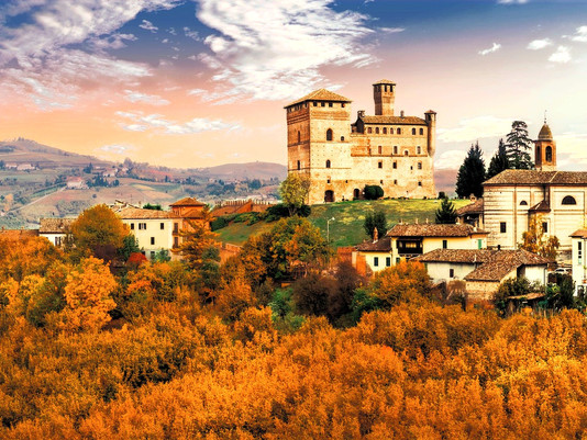 Weekend nelle Langhe: fughe d'autunno