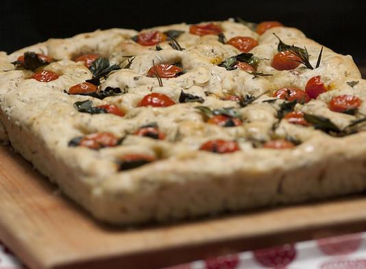 Tra impasti e prodotti da forno: conoscete l'Uomo focaccina?