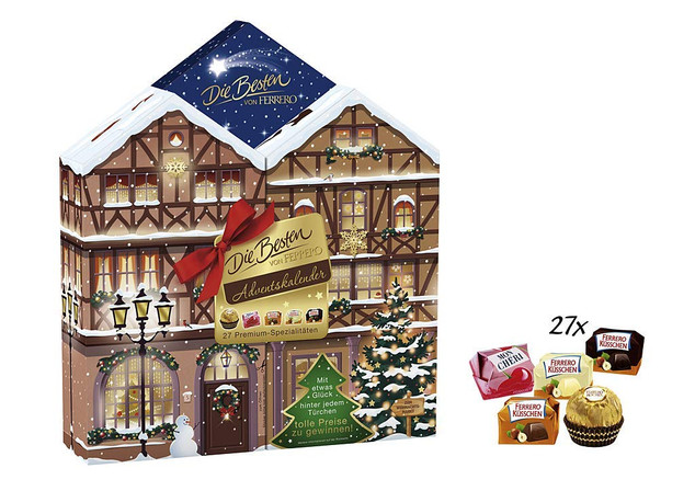Ferrero Selection Calendario