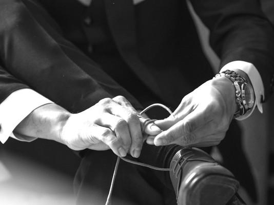 Moda uomo: il bon ton dello sposo