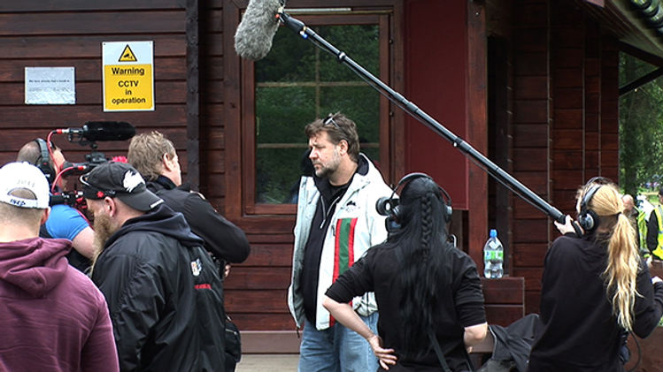 Art Attack Films Interview Russell Crowe
