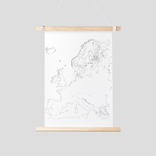 AN OUTLINE OF EUROPE