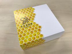 美甘養蜂園ギフトボックス