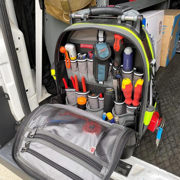 Veto backpack