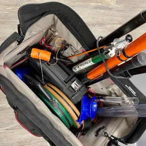 Husky wiring bag