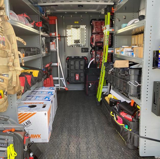Van loadout