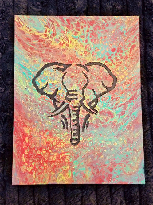 Elephant Brush