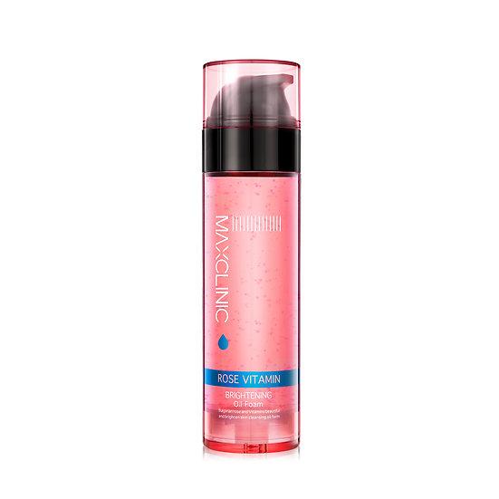 MAXCLINIC Rose Vitamin Brightnening Oil Foam 110ml