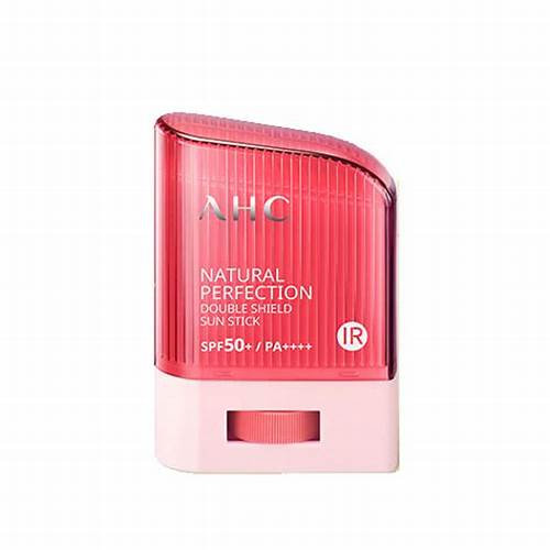 AHC Natural Perfection Double Shield Sun Stick UV/IR SPF50+ PA++++ 22g