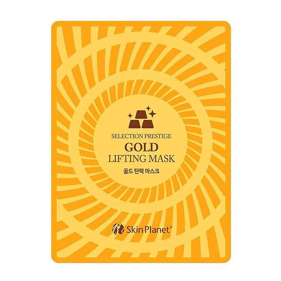 Skin Planet Selection Prestige Gold Lifting Mask
