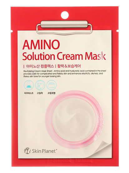 Skin Planet Amino Solution Cream Mask
