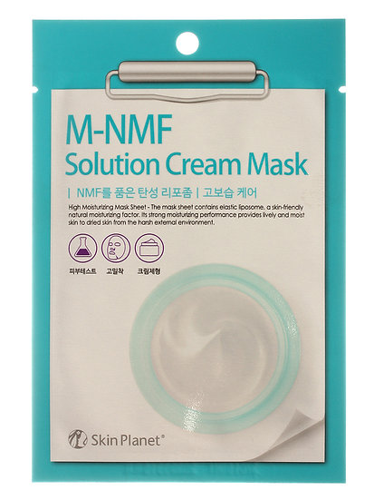 Skin Planet Peptide Solution Cream Mask