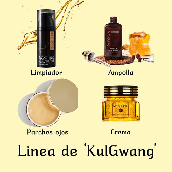 KIT KulGwang - Linea de piel radiante con Propoleo