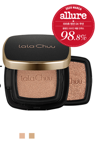 Lala Chuu Tension DX Cushion + refil