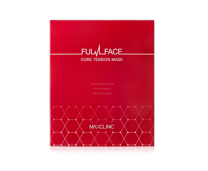 MAXCLINIC Full Face Core Tension Mask